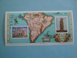 1988 Argentine  Yv BF 39 ** MNH - Michel B 39 Scott B 136 Arbrafex  88 - Unused Stamps
