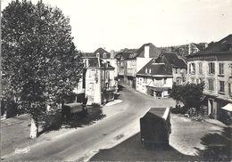 CPSM Allassac Centre De La Ville - Francia