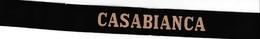 Casabianca - Escorteur D'escadre  - Ruban Légendé - Marine Navy - Bateaux