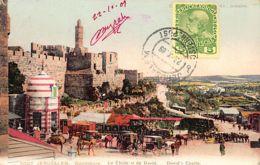 JERUSALEM - David's Tower - Ed. Unknown 3007. - Israël
