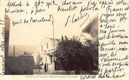 Macedonia - SKOPJE Uskub - The French Consulate - Publ. REAL PHOTO. - Macedonia