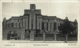 NAVARRA. PAMPLONA. SEMINARIO CONCILIAR - Navarra (Pamplona)