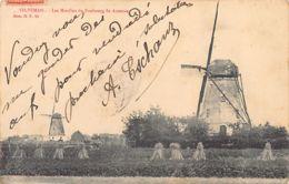 Vilvoorde (Vl. Br.) Molen - Windmill - Les Moulins Du Faubourg Saint-Antoine - Vilvoorde