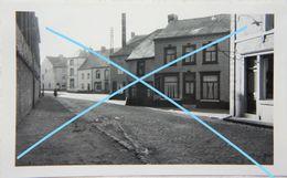 Photo FLORENNES Région Mettet Stave Ermeton Oret Corenne Flavion Vieille Rue 1936 - Lieux