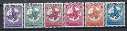 Luxembourg   -  Timbres-Briefmarken  1934  Jean L'Aveugle  * KW  140,- - Blocks & Sheetlets & Panes