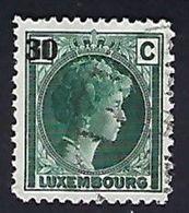 Luxembourg   -  Timbres-Briefmarken  1939  Charlotte Surchargé *  30/60  KW 2,- - Blocks & Sheetlets & Panes