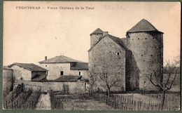 38 + FRONTONAS - Vieux Château De La Tour - Autres Communes