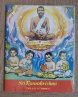 SRI RAMAKRISHNA Illustré Tells Stories 1986 - 1950-Now