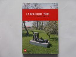 BELGIQUE - LE LIVRE PHILATELIQUE BELGE   2008 - Sans Les Timbres Vide - België