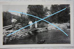 Photox3 WALZIN Région Furfooz Falmignoul 1935 Batardeau Sur La Lesse - Places