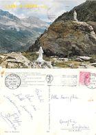 S. Anna Di Vinadio (CN). Colle Del'Apparizione.  Viaggiata 1974 - Otras Ciudades