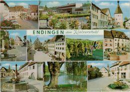 Endingen Am Kaiserstuhl Mehrbild                                                      / 3509 - Endingen