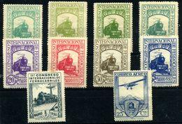 España Nº 469/70, 472/7, 479, 485. Año 1930 - 1889-1931 Royaume: Alphonse XIII
