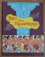 Tales From SRI RAMAKRISHNA Illustré - Première édition Janvier 1975 - Philosophie