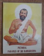 Pictoral Parables Of Sri Ramakrishna Illustré 1985 - Philosophie