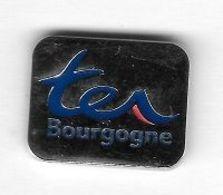 Pin' S  Transports, SNCF  TER  BOURGOGNE - TGV