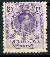 España Nº 273. Año 1909/22 - 1875-1882 Royaume: Alphonse XII