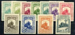 España Nº 469/79. Año 1930 - Nuevos