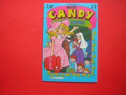 ENFANTINA COLLECTION MINI CANDY N° 5 VOYAGE  Comme à La Télé Antenne 2 TELE GUIDE 1978 - Bücher, Zeitschriften, Comics