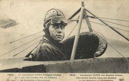 1914 Le Lieurenant SIFFE  Aviateur Anglais Qui A Jeté Des Bombes Sur Les Hangars De Zeppelins à Dusseldorf RV - 1914-1918: 1ère Guerre