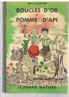 Lectures Suivies Boucles D'Or Et Pomme D'Api De Jean Sauvestre, Illustré Par Jacqueline L. Gaillard Pour CP Et CE1 - Bücher, Zeitschriften, Comics