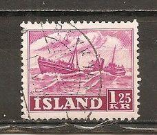 Islandia Nº Yvert 230 (usado) (o) - 1944-... Republique