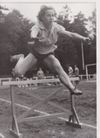 JEUX OLYMPIQUES MELBOURNE 56 MARTHE LAMBERT ATHLETISME (+-18x13cm) - Deporte Sport спорт Rugby Ski Basketball Athletics - Sport