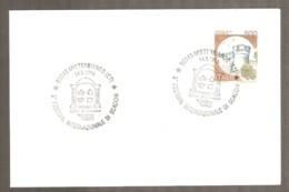 Italia 1995 Misterbianco - Chess Cancel On Envelope - Ajedrez