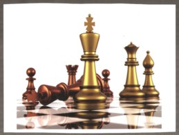 "Nice Chess FHOTO - ""Black Resign"" - Ajedrez"