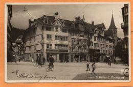 St Gallen Switzerland 1926 Postcard - SG St. Gall