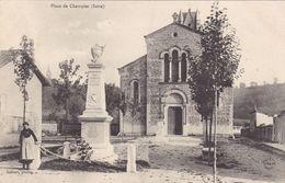 Isère - Place De Champier - Andere Gemeenten