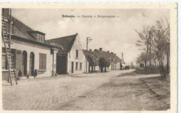"Belzeele - Ingang ""Bergougnan"" - Evergem"