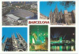 Stadion,Stadium,Stade,stade De Football,football Stadium. Barcelona - Spain - Stadiums