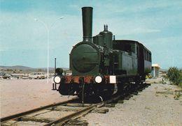 CPM - Le Petit Train De Palavas-les-Flots - Eisenbahnen