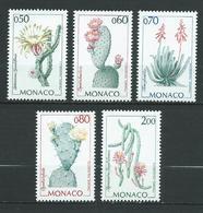 MONACO 1994 . Série N°s 1966 à 1970 . Neufs ** (MNH) - Nuovi