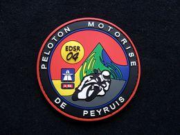 Ecusson PMO PEYRUIS - Police & Gendarmerie