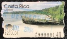 Costa Rica - A1/2 - (°)used - 2002 - Playa Manzanillo - Costa Rica