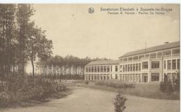 Sysseele - Sanatorium Elisabeth à Sysseele-lez-Bruges - Paviljoen H. Theresia - Damme