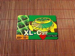 Xl-Call Football  Czech 300 BEF Used Rare - Belgium