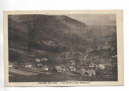 67 - CHAMP DU FEU - La Hutte Près Belmont - Sonstige Gemeinden