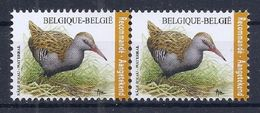 BELGIE * Buzin * Nr 4671 * Postfris Xx * DOF PAPIER - WITTE GOM - 1985-.. Pájaros (Buzin)
