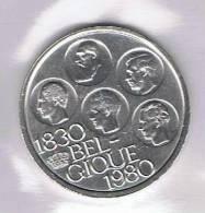 België 1980 500fr. 5 Koningen Fr. - 11. 500 Francs