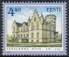 Estonia 2004  Correo Yvert Nº  469 ** Castillo De Vasalemma - Estonia