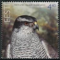 Estonia 2005  Correo Yvert Nº  487 ** Fauna. Pájaro - Estonia