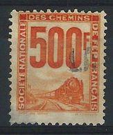 SS-/-034. PETIT COLIS -  N° 25,  OBL., 2 Eme  TIRAGE, AVEC FILIGRANE, Cote 2.30 € , A Saisir  ,  Je Liquide - Parcel Post