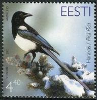 Estonia 2003  Correo Yvert Nº  436 ** Fauna. Pájaro - Estonia