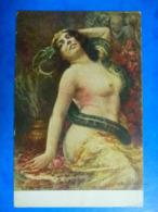 CPA Non écrite - GIOVANNI RAVA - SALOME - Danseuse Slave Harem Captive Esclave - - Paintings