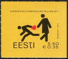 Estonia 2010  Correo Yvert Nº  624 ** Tallin. Capital Europea De La Cultura (ad - Estonie