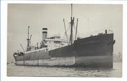 V173/ Dampfer Sachsenwald Frachter Handelsschiff  Foto AK Ca.1925 - Handel