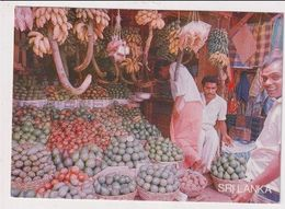 SRI LANKA - AK 381500 Fruit Stall - Sri Lanka (Ceylon)